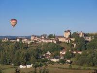 Curemonte balloon