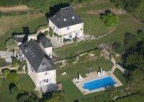 Aerial view Muzac