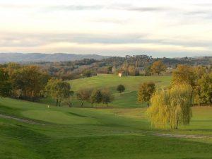 November golf game